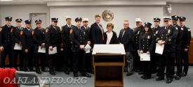 Unit Citation Award Winners
