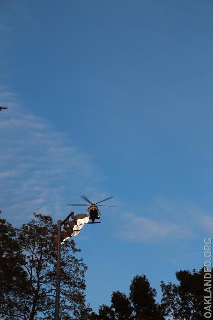 NJ State Police flyover